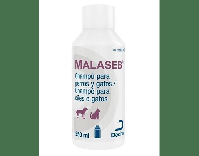 Malaseb Champô Veterinário 250 mL