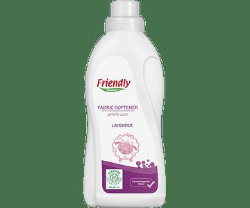 Friendly Organic Amaciador Roupa Lavanda 750 mL