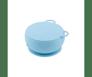 Minikoioi Taça com Tampa Azul