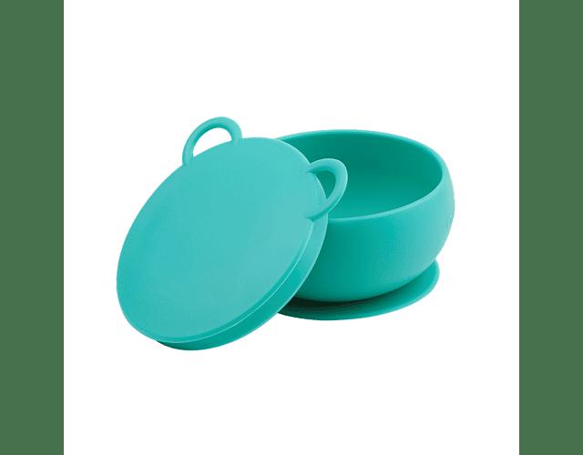 Minikoioi Taça com Tampa Verde