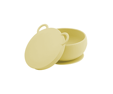 Minikoioi Taça com Tampa Amarela