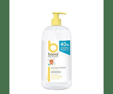 Barral Babyprotect Água de Limpeza 1000 mL