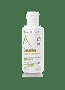 A-Derma Exomega Control Gel Lavante Emoliente 200 mL