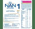 Nestlé NAN Optipro 1 800g
