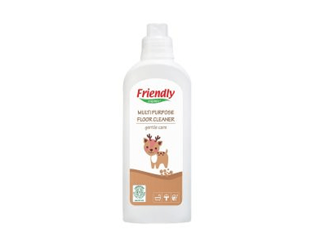 Friendly Organic Detergente Chão Citronela 1L