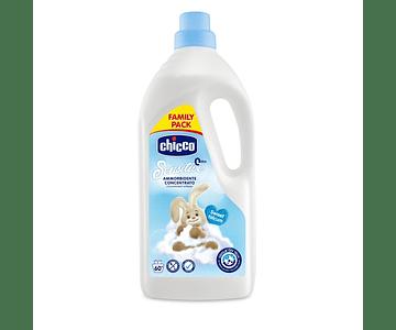 Chicco Amaciador Para Roupa Bebe Talco 1,5L