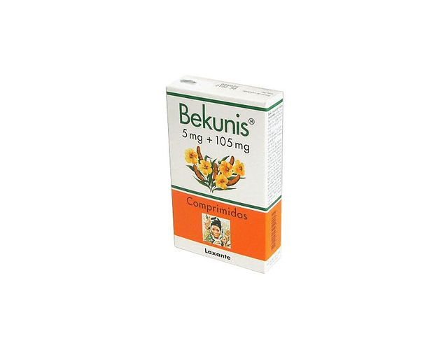 Bekunis, 105/5 mg x 40 comp rev