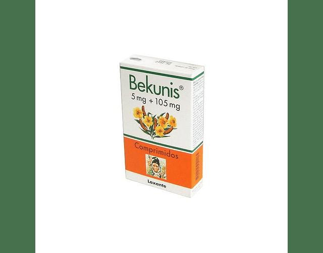 Bekunis, 105/5 mg x 40 comp rev