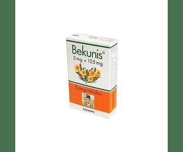Bekunis, 105/5 mg x 20 comp rev