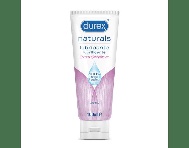 Durex Naturals Lubrificante Extra Sensitivo 100 mL