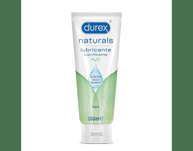 Durex Naturals Lubrificante Original H2O 100 mL