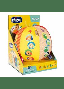 Chicco Bola Musical Educativa