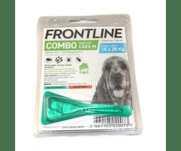 Frontline Combo Cão 10-20kg 1,34 mL x 1 pipeta