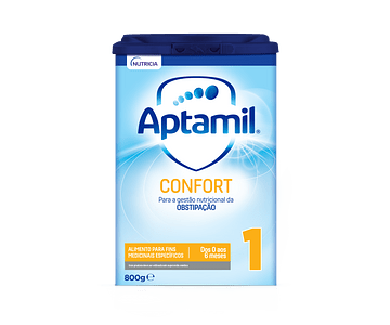 Aptamil Confort 1 Leite Lactente 800g