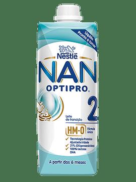 Nan Optipro 2 Leite Transição 500 Ml