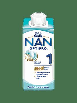 NAN Optipro 1 Leite para Lactentes  200 Ml