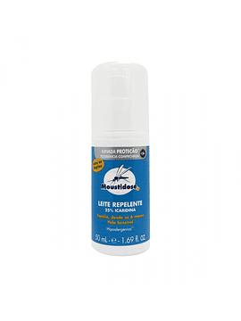 Moustidose Leite Repelente Hidratante Anti-Mosquitos 50 Ml