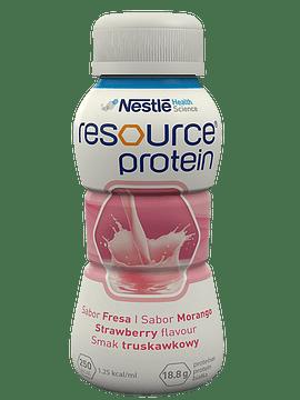 Nestlé Resource Protein Solução Oral Morango  4x 200 Ml