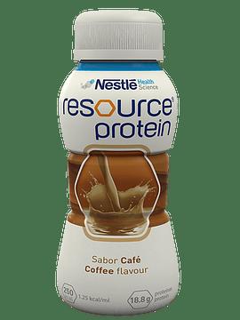 Nestlé Resource Protein Solução Oral Café  4x 200 Ml
