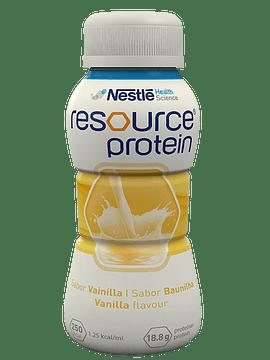 Nestlé Resource Protein Solução Oral Baunilha  4x 200 Ml
