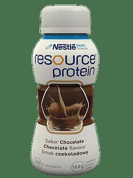 Nestlé Resource Protein Solução Oral Chocolate  4x 200 Ml