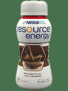 Nestlé Resource Energy Solução Oral Chocolate 4x 200 Ml