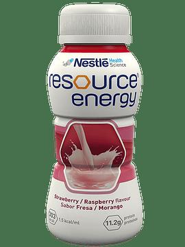 Nestlé Resource Energy Solução Oral Morango  4x 200 Ml