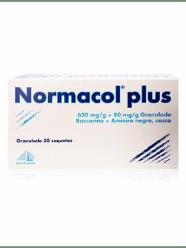 Normacol Plus, 620/80 mg/g Granulado x 30 Saquetas