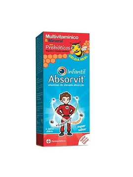 Absorvit INFANTIL Xarope 150 Ml
