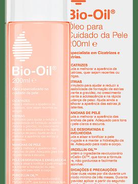 BIO-OIL Óleo para Cuidado da Pele 200 Ml
