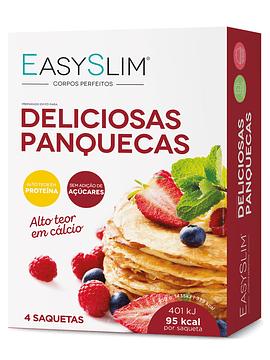 EasySlim Panquecas Deliciosas 4x Saquetas 28 Grs