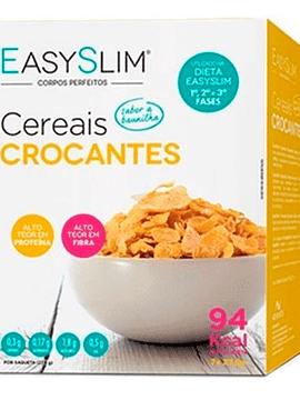 EasySlim Cereais Crocantes Baunilha 7 x 27,5 Grs