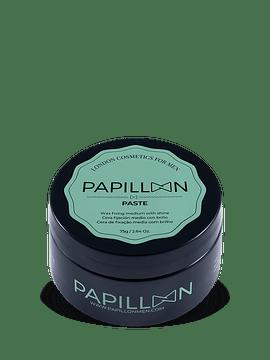 Papillon PASTE Cera De Fixação Média Com Brilho 75 G