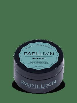 Papillon FIBER MATT Cera Fixação Forte Sem Brilho 75 G
