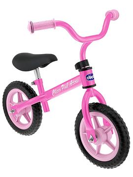 Chicco Brinquedo A Minha Primeira Bicicleta Rosa 2-5 Anos