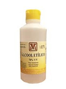 Álcool Etílico 70% 250 Ml