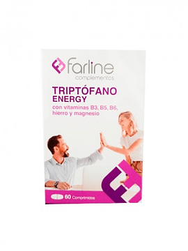 Farline Triptófano Energy x60 Comprimidos