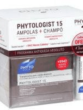 Phitologist 15 Cuidado Antiqueda Absoluto + Oferta Champô Phitologist 15