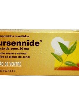 Pursennide, 20 Mg  x 20 Comprimidos Revestidos