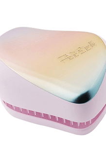 Tangle Teezer Compact Styler Matte Pearlescent Chrome Escova Para Cabelo