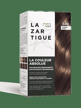 Lazartigue Coloração Permanente 5.00 - Castanho Claro