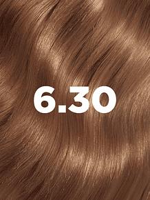 Lazartigue Coloração Permanente 6.30 - Louro Escuro Dourado