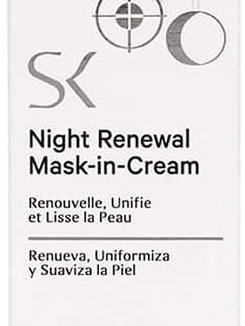Skinerie Spot Specialist Night Renewal Mask-in-Cream 50ml