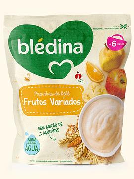 Blédina Farinha Papinhas do Bebé Frutos Variados 200G