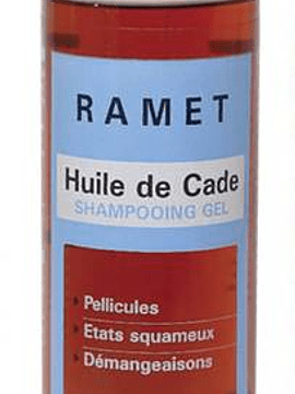 Ramet Huile Cade Champô Frequente Óleo 250 Ml
