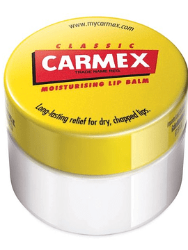 Carmex Boião Hidratante Labial Original
