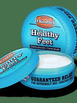 Okeeffes Creme Hidratante de Pés 96g