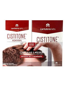 Cistitone Agaxidil Cápsulas para 2 Meses