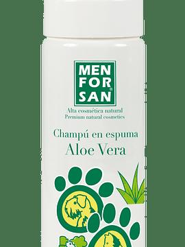 Shampoo em Espuma Aloé Vera Cães/Gatos