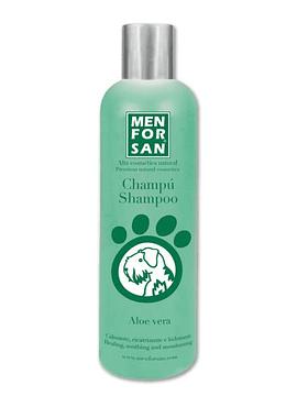 Shampoo Natural com Aloé Vera para Cães